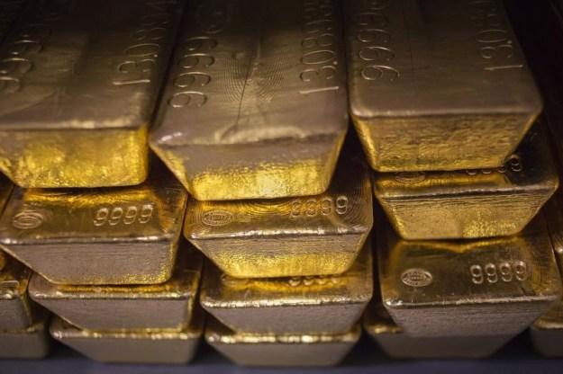 © Reuters. Turkey Banks Tap $4.5 Billion Gold Reserves to Shore Up Finances