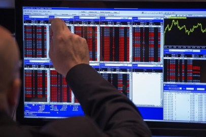 Stocks near record highs on recovery hopes, Curevac sinks By Reuters