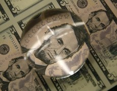Dollar resumes descent against safe-haven currencies in volatile trade By Reuters