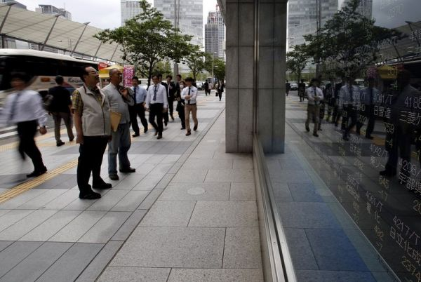 Asian Markets Mixed; Nikkei Underperforms on Weak GDP Data