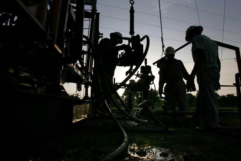 © Reuters.  I futures del Greggio in ribasso durante la sessione Asiatica