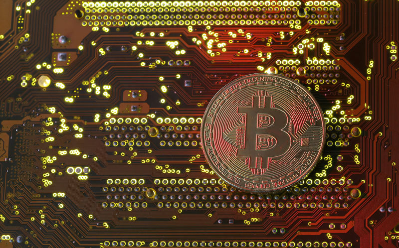 © Reuters.  Bitcoin slumped on Thursday.
