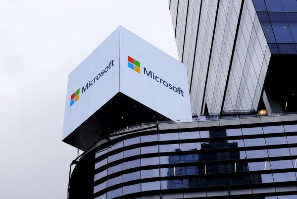 Microsoft Earnings, Revenue Beat in Q1