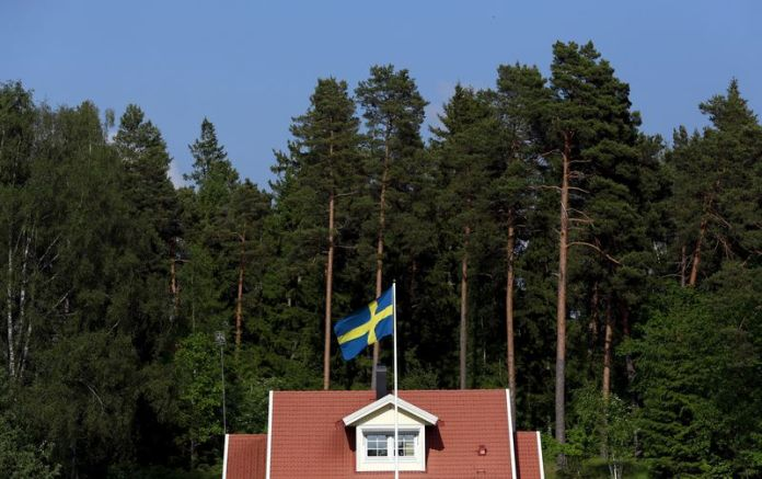 © Reuters. Sweden stocks higher at close of trade; OMX Stockholm 30 up 1.08%