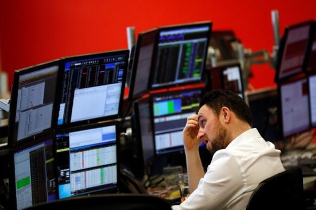© Reuters. Belgium stocks higher at close of trade; BEL 20 up 0.06%