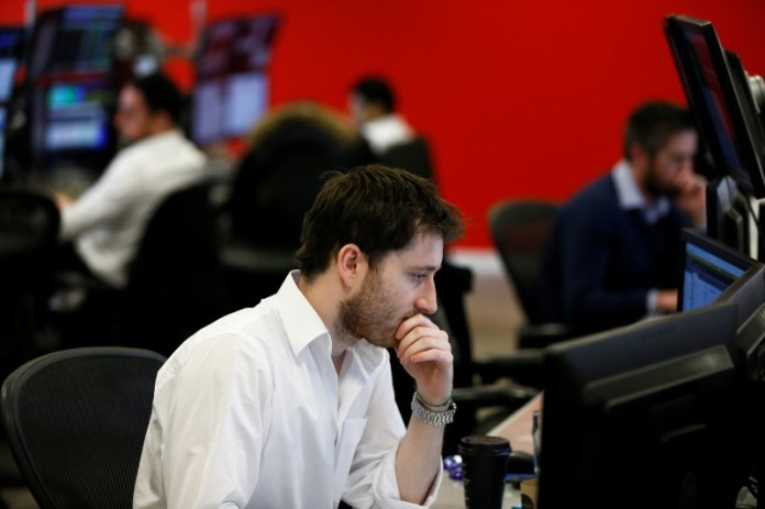 © Reuters. Norway stocks lower at close of trade; Oslo OBX down 1.24%