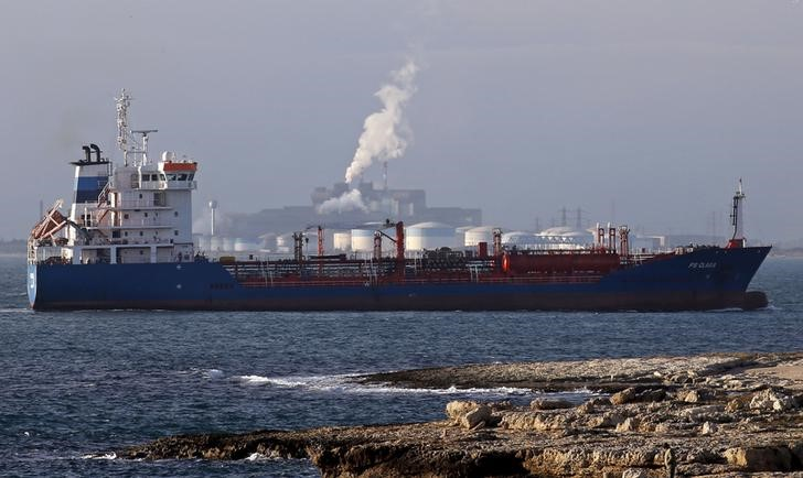 Work to remove oil from stricken tanker off China nearly finished