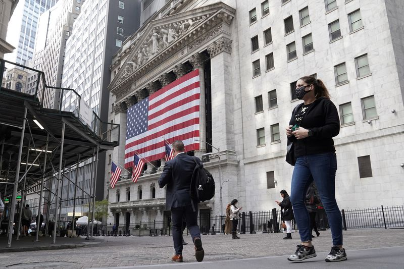 Dow Rallies on Bullish Bets in Energy, Materials