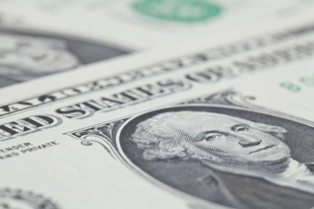 The dollar stayed strong in morning trade in Asia Wednesday