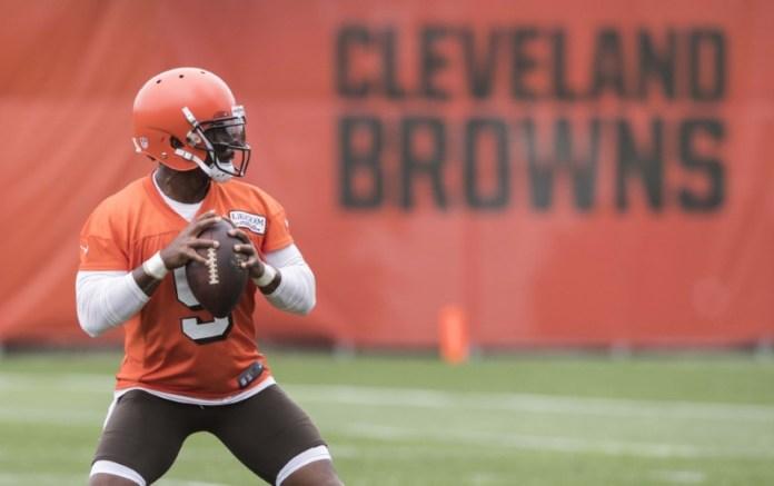© Reuters. NFL: Cleveland Browns-Minicamp