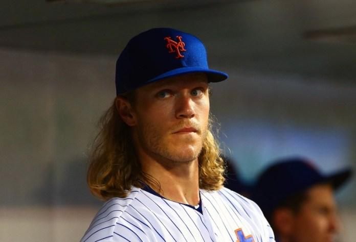 © Reuters. MLB: Washington Nationals at New York Mets