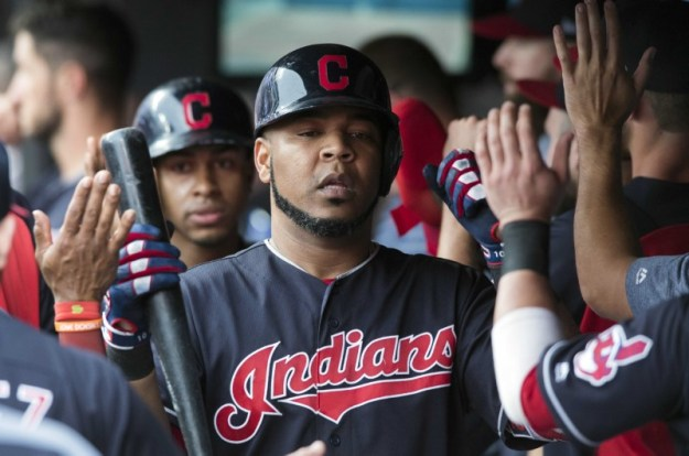 © Reuters. MLB: Minnesota Twins at Cleveland Indians