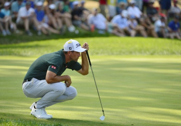 © Reuters. PGA: PGA Championship - Third Round