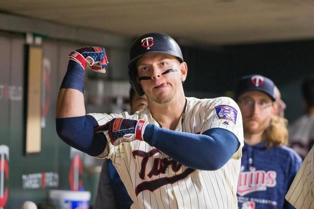 © Reuters. MLB: Cleveland Indians at Minnesota Twins
