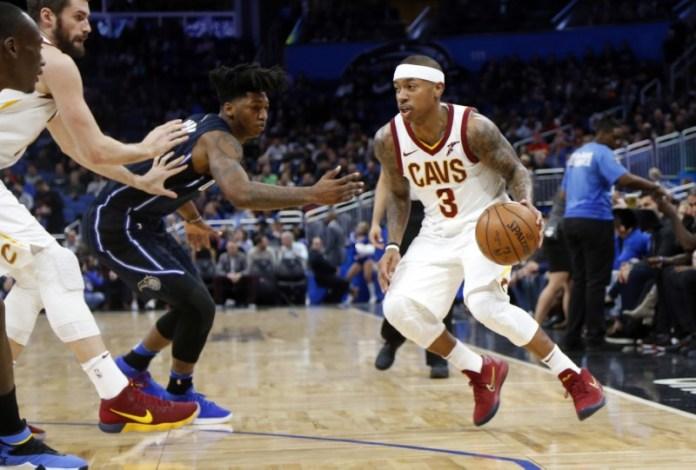 © Reuters. NBA: Cleveland Cavaliers at Orlando Magic