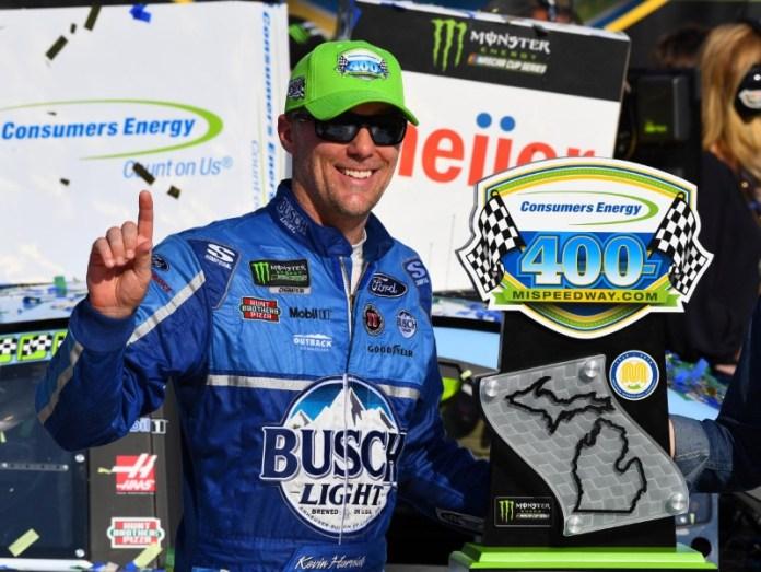 © Reuters. NASCAR: Consumers Energy 400