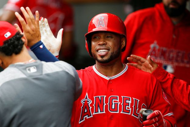 © Reuters. FILE PHOTO: MLB: Los Angeles Angels at Seattle Mariners