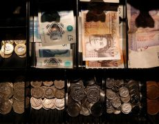 Sterling falls on election uncertainty, traders eye EU meeting on Friday By Reuters