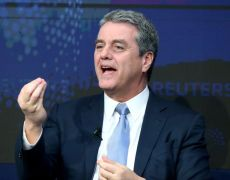 WTO lacks expertise to examine currency valuations as trade issue: WTO chief By Reuters