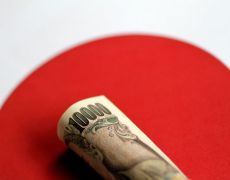 Yen steadies on virus anxiety, euro hit by weak growth outlook By Reuters