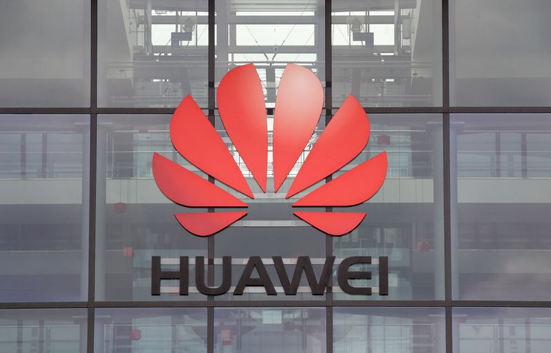 Huawei saw 'slight' growth in challenging 2020, chairman says