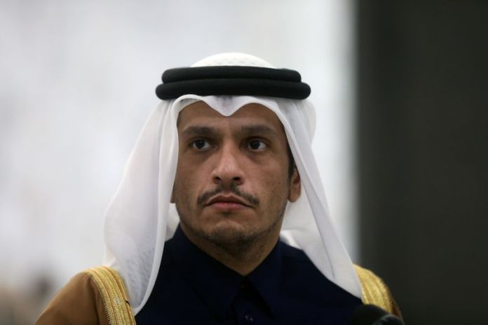 Egypt and Qatar hold first meeting since accord ending Gulf row
