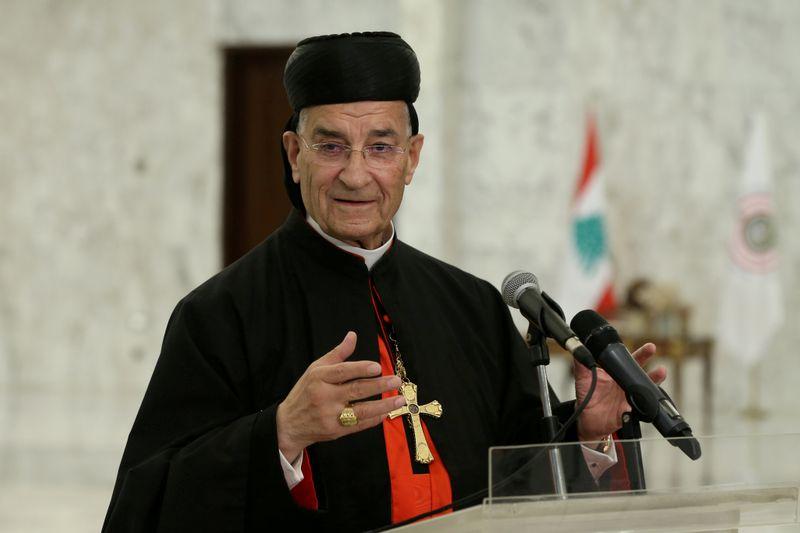Lebanese rally to back church leader's neutrality calls