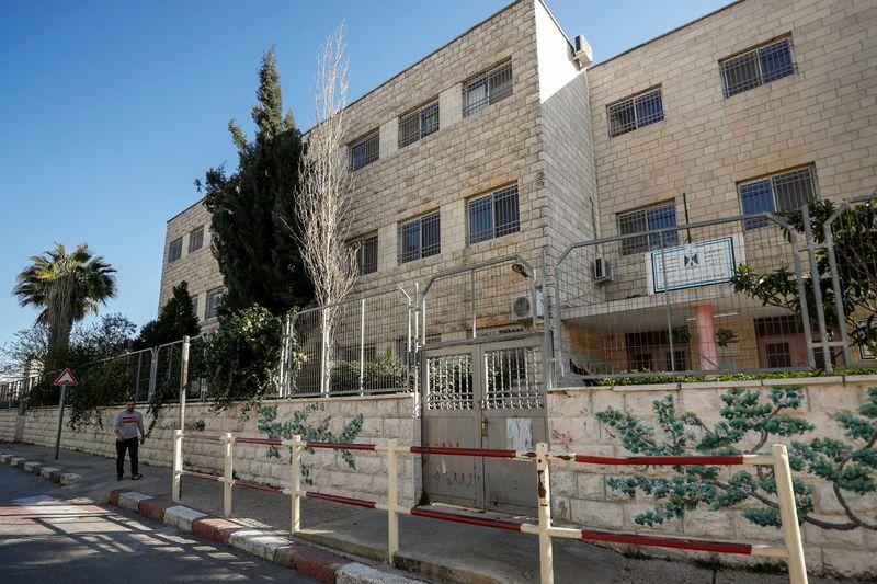 Palestinians shut West Bank schools to contain coronavirus variants