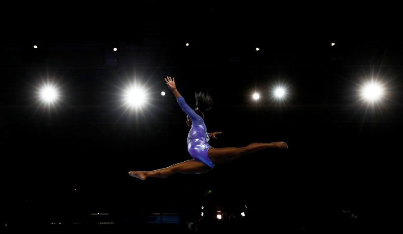 Paris not Tokyo could be last Olympics, hints Biles