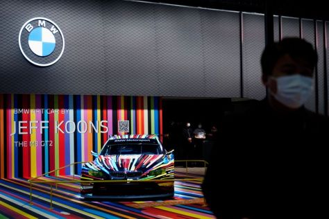BMW confirms 2021 outlook, but sees volatility ahead