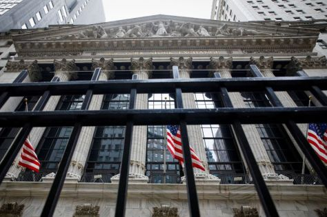 Wall Street extends slide on rising inflation fears