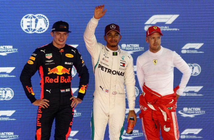 © Reuters. Formula One F1 - Singapore Grand Prix