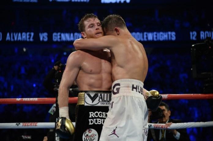 © Reuters. Boxing: Alvarez vs Golovkin 2