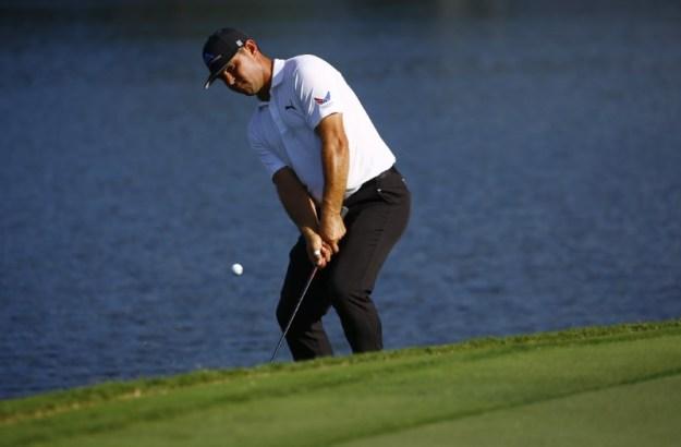 © Reuters. PGA: The Tour Championship - Second Round