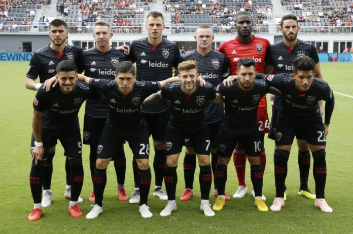 © Reuters. MLS: Chicago Fire at D.C. United