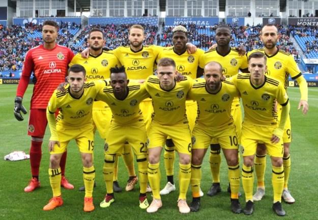 © Reuters. MLS: Columbus Crew at Montreal Impact