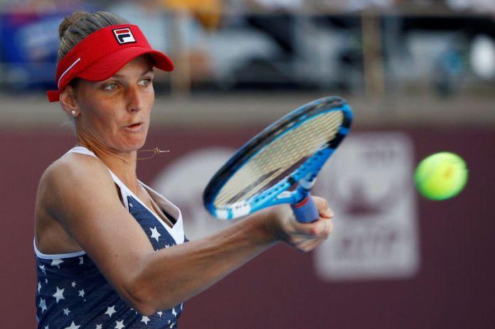 © Reuters. FILE PHOTO: Tennis - China Open - Women's Singles