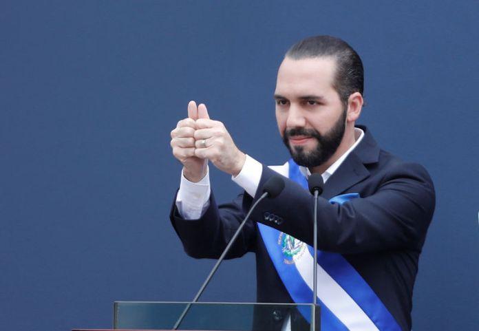 © -. Inauguration ceremony of the new President of El Salvador Nayib Bukele