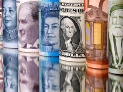 Dollar up against commodity currencies but oil rebound tempers safety bid By Reuters