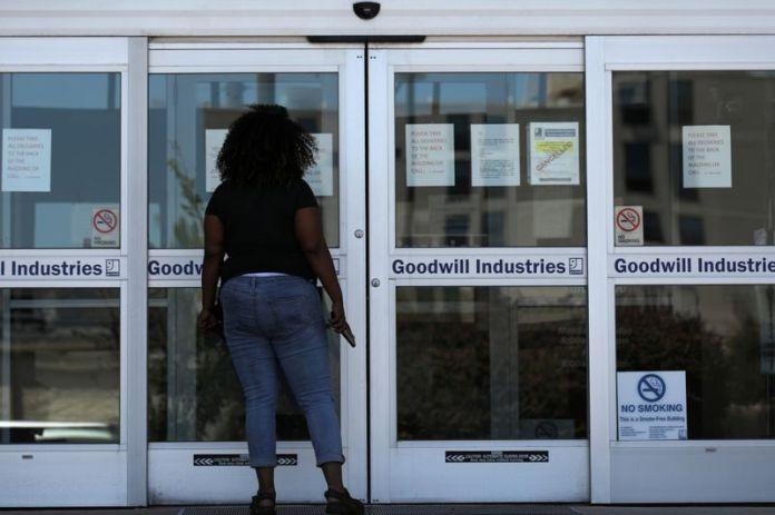 © Reuters. FILE PHOTO: Coronavirus disease (COVID-19) outbreak in New Orleans
