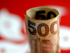 Hong Kong's currency finds strength in testing times By Reuters