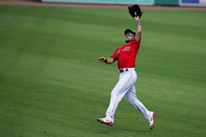 Spring training roundup: Michael Chavis' homer lifts Red Sox past Rays