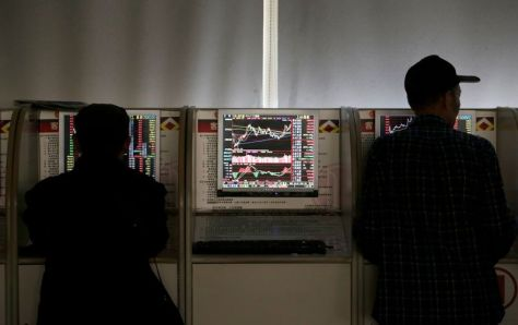 China fund managers embrace robots as competition intensifies