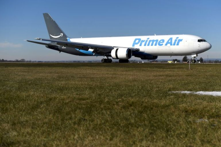 U.S. agency approves three airport security agreements with Amazon.com Air unit