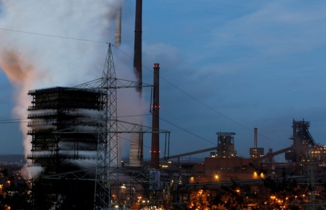 Thyssenkrupp marks $ 1.8 billion in cash as the restructuring drags on