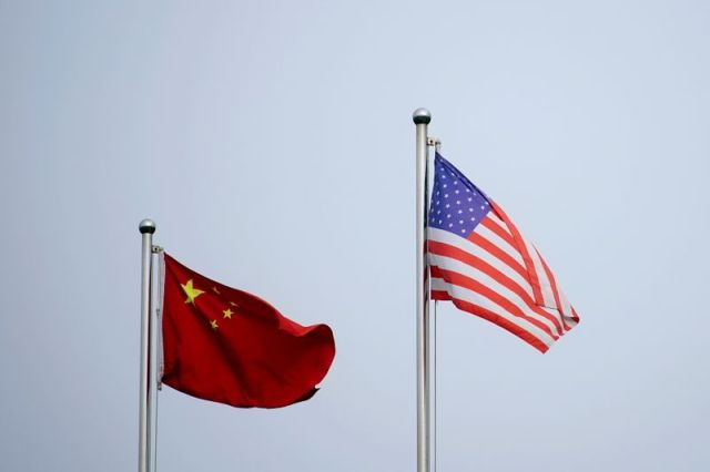 The United States will limit some Chinese passenger airlines to 40% capacity