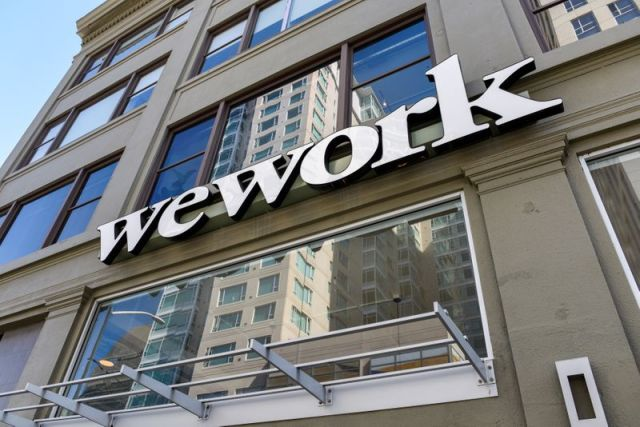 WeWork wins U.S. government contract because pandemic delays plans to return to office