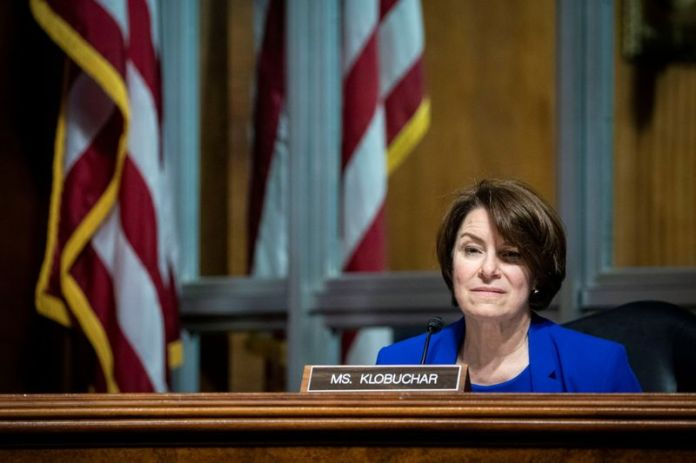 U.S. Senate Democrats, Republicans spar over revised election reform plan
