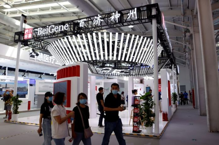 Analysis-China's biotech sector comes of age with big licensing deals, global ambitions