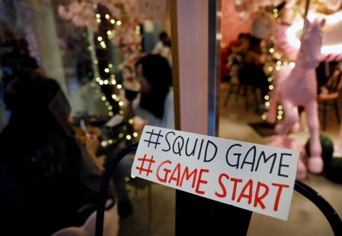 South Korea's 'Squid Game' is Netflix's biggest original show debut
